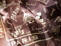 Платок из Парижа