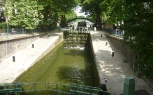 Канал Сен-Мартен