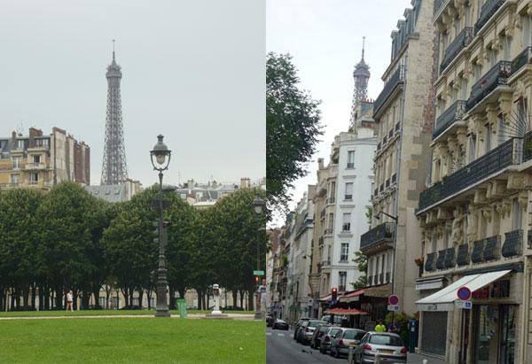 Очаровательные уголки Парижа