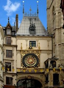 Знаменитые часы с одной стрелкой