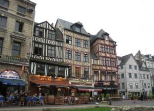 Дома на Рыночной площади