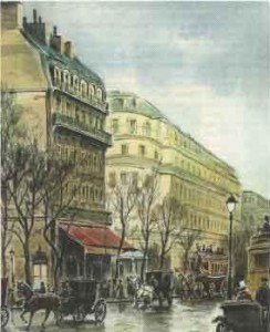 Бульвар Купуцинок, 1873 г.