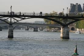 мосты над Сеной в Париже