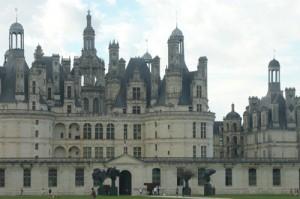 Сказочный замок Шамбор