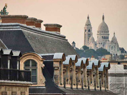 Парижские мансарды