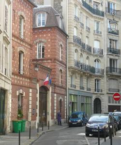 Улицы парижа фото