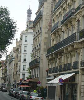 Давайте прогуляемся по улицам парижа