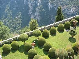 Французский парковый дизайн