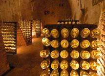 Подвалы с шампанским