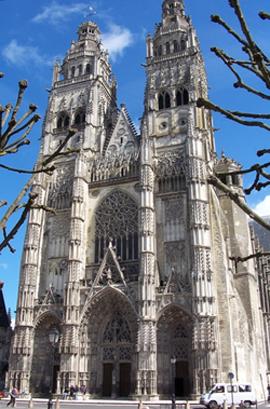 собор Сен-Гатьен