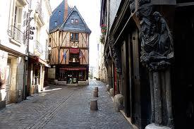 Старый город в Туре