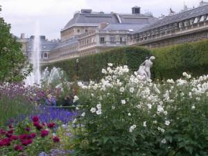 парк в Пале-Рояль