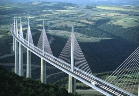 Самый высокий в мире мост