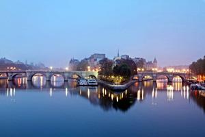 Париж, регион Иль-де-Франс