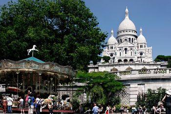 Церкви Парижа - Сакре-Кер