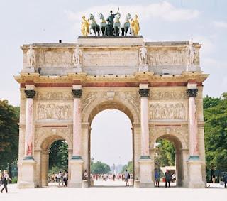 Интересное о Париже