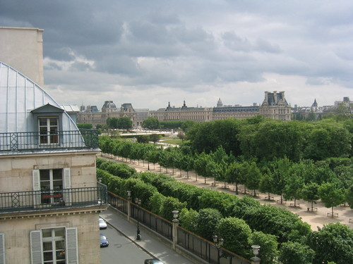 Сады Франции