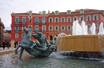 Красивые города Франции - Ницца