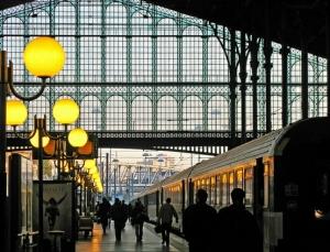 вокзалы Парижа