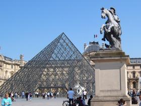 1 округ Парижа - Лувр