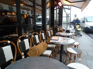 Погода в Париже в феврале