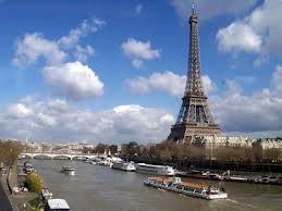 Погода в Париже в марте
