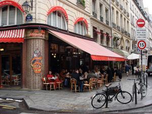 Сен-Жермен-де-Пре в Париже