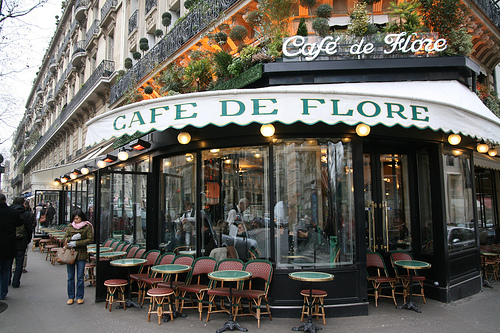 Сен-Жермен-де-Пре в Париже2