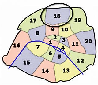 18 округ Парижа