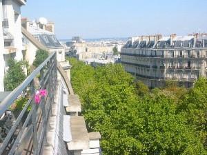 Погода в Париже в мае