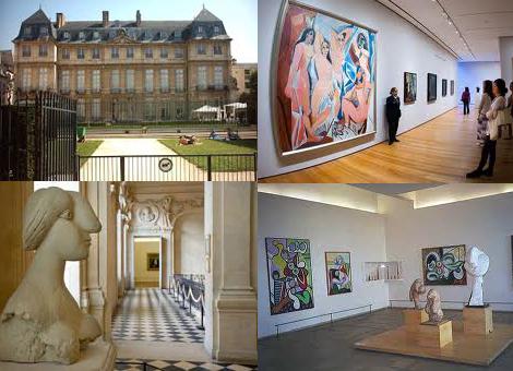 Музей Пикассо в Париже2