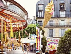 Погода в Париже в июле