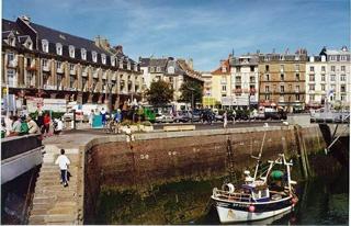 Города Нормандии