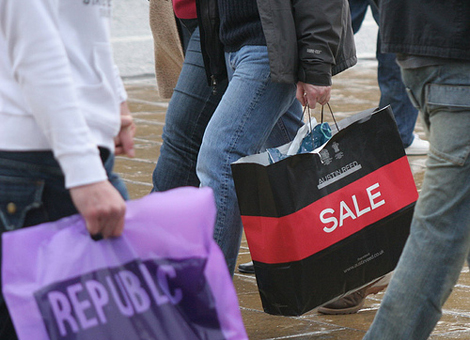 Распродажи в Париже 2014-2