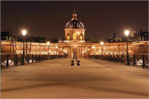 Мост Искусств в Париже-2