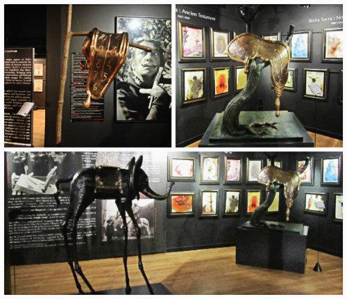 Музей Сальвадора Дали в Париже-3