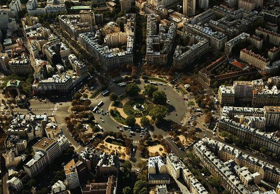Площадь Нации в Париже-2