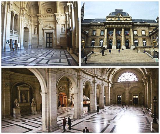 Дворец правосудия в Париже-2