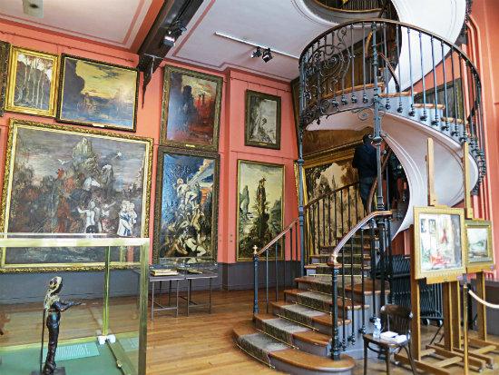 Музей Гюстава Моро-2