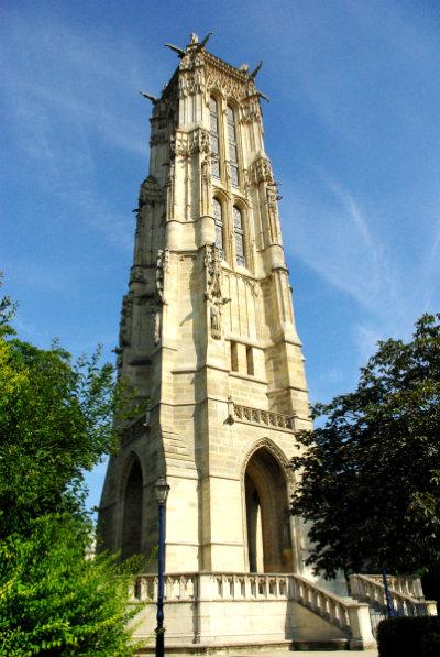 Башня Сен-Жак-2