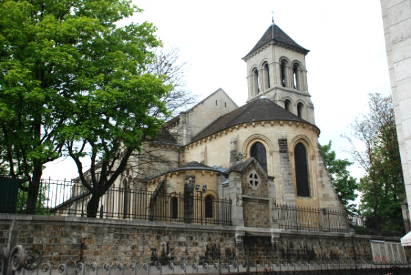 Церковь Святого Петра на Монмартре-2