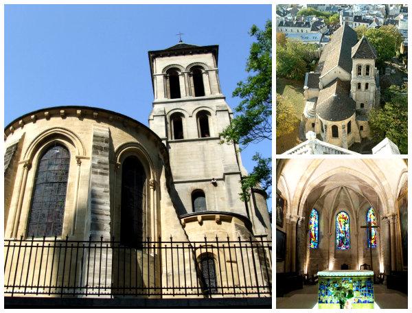 Церковь Святого Петра на Монмартре-3
