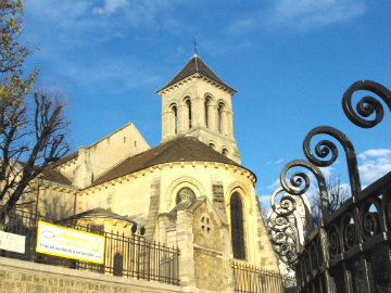 Церковь Святого Петра на Монмартре