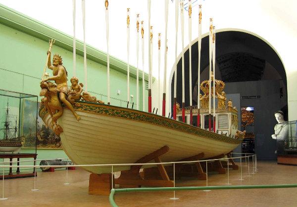 Музей флота в Париже