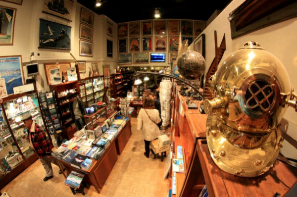 Национальный Морской музей в Париже