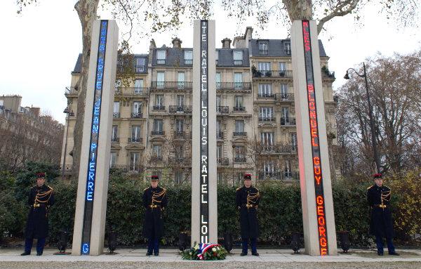 Национальный мемориал войны в Алжире