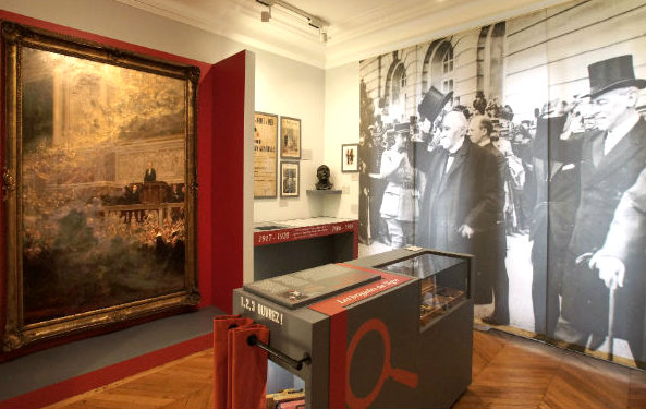 Музей Жоржа Клемансо в Париже