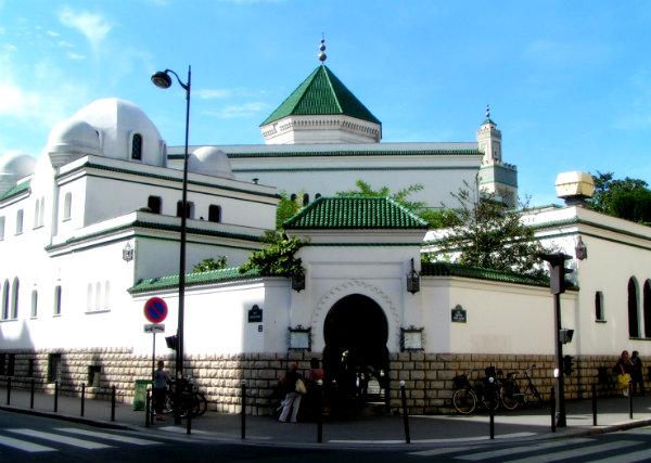 Мечеть Париж