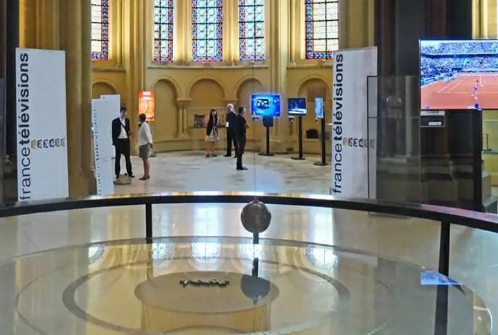 Музей Искусств и Ремесел  Париж
