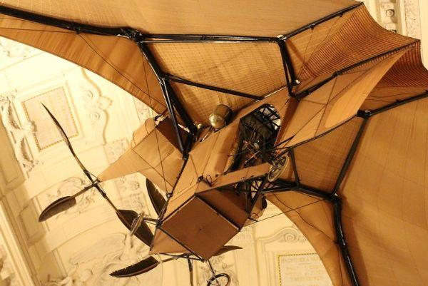 Музей Искусств и Ремесел  самолет